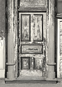 Laura Schramm-Behnke - Weathered Door
