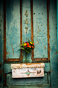 Patty Descalzi - Weathered Door