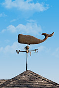 Weathervane Prints - Weathervane Print by Robert Hayes