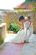 Lorella  Schoales - Wedding Dress in Eze