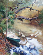 Canoe Originals - Wekiva Autumn by Laura Bates