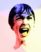 Screaming Prints - Welcome to Bates Motel Print by Stefan Kuhn