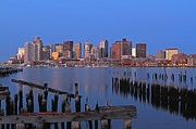Custom House Tower Photos - Welcome to Boston by Juergen Roth