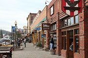 Welcome To Truckee California 5d27445 Print by Wingsdomain Art and Photography
