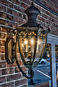 Store Fronts Framed Prints - Well leave a light on.... Framed Print by Allen Carroll