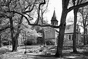 Special Occasion Metal Prints - Wellesley College Houghton Chapel Metal Print by University Icons