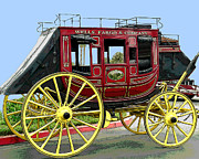 Parker - Wells Fargo Carriage
