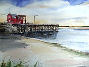 Scott Nelson - Wells Harbor Dock