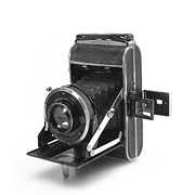 Film Camera Photo Prints - Welta Perle camera Print by Paul Cowan