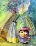 Miki De Goodaboom - Wendy in Vase Park