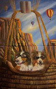 Hot Dogs Originals - Were Arf to See the World by Sherry Strong
