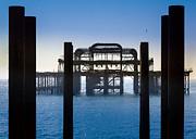 Peta Thames - West Brighton Pier