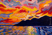 Morgan  Ralston - West Coast Sunset