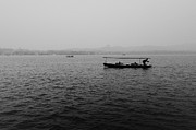 Coldest Framed Prints - West Lake HANGZHOU #01 Framed Print by Eddie Cheng