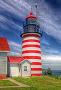 Terry Cervi - West Quoddy Head Light