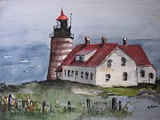 Stephanie Sodel - West Quoddy Light