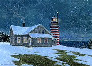 Tom Wooldridge - West Quoddy Lighthouse