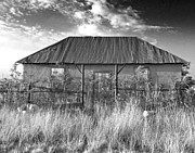 Nikon D80 Prints - West Texas Decay Print by Sonja Quintero
