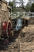 Bill Cannon - West Trenton Water Wheel