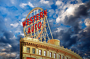 All - Western Auto Sign Downtown Kansas City by Andee Photography