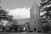 Architecture Metal Prints - Western College for Women Chapel Metal Print by University Icons