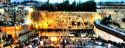 Michael Braham - Western Wall At Nite