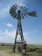 David Seguin - Western Windmill