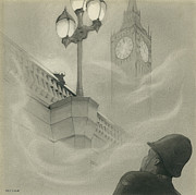 Big Ben Originals - Westminister Bridge by Ray Cole