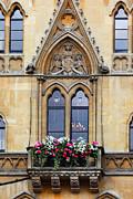 James Brunker - Westminster School Window