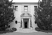 Schools Metal Prints - Westmont College Kerrwood Hall Metal Print by University Icons