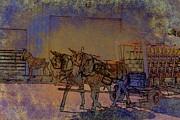 Westmoreland Mule Day Print by EricaMaxine  Price