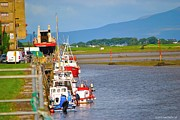 Kim McDonell - Westport Harbour