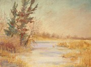 Barbara Smeaton - Wetlands 