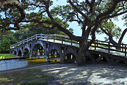 Skip Tribby - Whalehead Club Footbridge