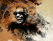 Art Of Soul Music Prints - What I Say Print by Rip Kastaris