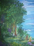 Fineart Pastels Posters - What Will Be Poster by Tammy Rainey