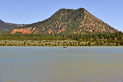 Scenics Photos - Wheatfields Lake - Chuska Mountains by Christine Till