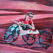 Naomi Gerrard - Wheelchair Racing