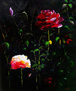 Gloria Dietz-Kiebron - When a Rose is a Rose