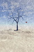 Trendy Digital Art - When the last leaf falls... by John Edwards