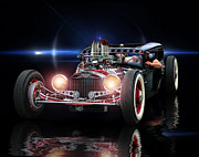Rat Rod Studios - When The Night Calls ....