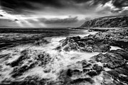 Scenic Landscape Prints Photos - When the west wind blows by John Farnan
