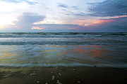 Colors Photos - When Time Stood Still by Betsy A Cutler East Coast Barrier Islands
