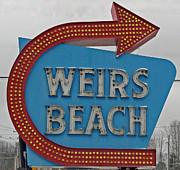 Where's Weirs? Print by Barbara McDevitt