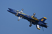 Airshow Photos - Which Way Is Up by Adam Romanowicz