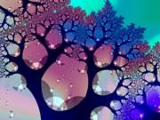Whimsical Forest Print by Anastasiya Malakhova