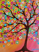 PRISTINE CARTERA TURKUS - WHIMSICAL TREE OF LIFE