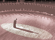 Holy Art Photo Prints - Whirling Dervish - 7 Print by Okan YILMAZ
