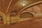Grand Central Station Posters - Whispering Gallery Poster by Susan Candelario
