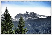 Whistler Mountain Print by Jim Nelson